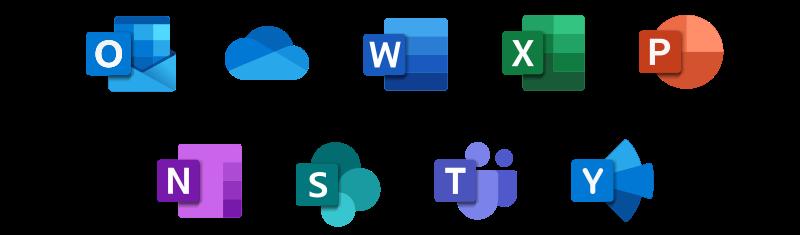 Microsoft 365 apps